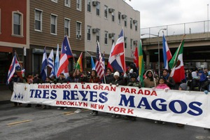 Brooklyn Three Kings Parade is Coming to Bushwick This Weekend