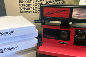 Brooklyn Film Camera & Bushwick Daily Present: Polaroid 600 Camera Giveaway!