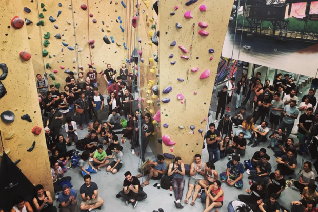 Brooklyn Boulders Will Open its Biggest Rock Climbing Facility on Morgan Avenue in Bushwick
