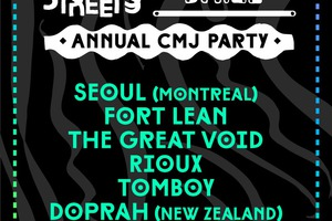 You've Got Plans on October 23rd: Bushwick Daily + Out In The Streets Annual CMJ Party at Lot 45 Announced!