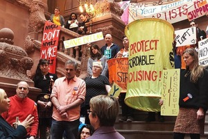 Governor Cuomo Signs Loft Law Clean-Up Bill Amid Messy Community Debate