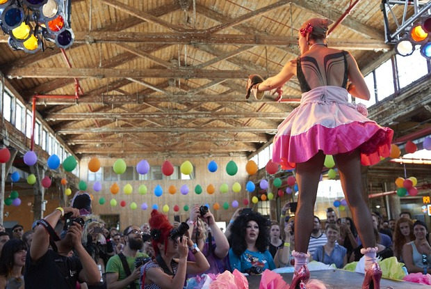 Photos: Spectacular Drag Ungendered at Bushwig 2016