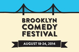 A Torrential Downpour of Laughter To Hit Brooklyn With This Week's Brooklyn Comedy Festival