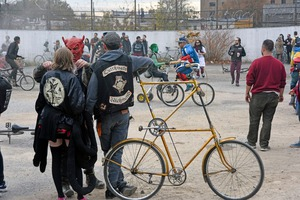 Bike Kill Returned to Bushwick as a Halloween-Fueled Madness [Photos]
