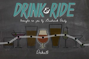 Drink & Ride: 3 Bars by the Dekalb L Train Stop