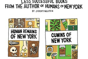 Humans of New York Books Are Getting Weird [COMIC]