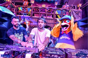 East Williamsburg Party Castle Avant Gardner is Hosting elrow for their Last Show of 2018