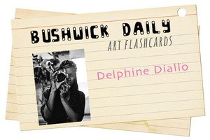 Artist Flashcards: Many Faces of Delphine Diallo