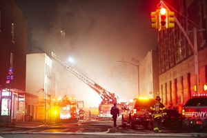 DeKalb Ave Fire Update (con Traducción al Español): How You Can Help Survivors
