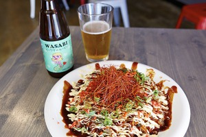 Excellent Okiway Blends Japanese and Bushwick Flavors, Opens Tonight!