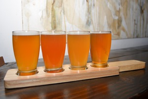Bushwick Brews: Sixpoint Launched Formidable IPA, Hi-Res at The Sampler