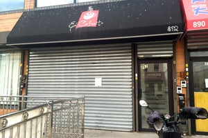 El Cafecito off the Halsey Stop in Bushwick Is Closed