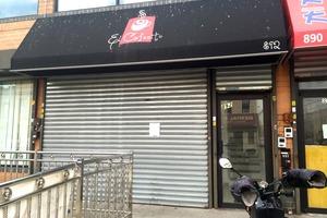 El Cafecito off the Halsey Stop in Bushwick Is Closed