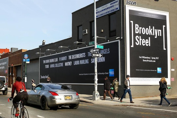 Brooklyn Steel Opens Tomorrow, Foreshadowing a New Trend in Music Industry Consolidation