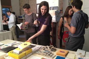 Second Annual Bushwick Art Book & Zine Fair Returns to SIGNAL