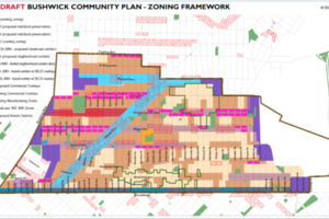 Come Out On Saturday For The Unveiling Of The Bushwick Community Plan