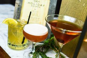 Complimentary Cocktails and More at the Dewar's Holiday Pop-Up-Shoppe
