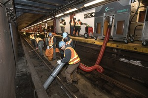 The MTA Announces More 'FASTRACK' Repairs on the L Train for the Next Two Weeks