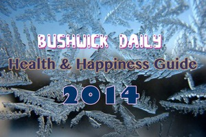 8 Resolutions For Health & Happiness in 2014