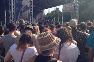 Northside Festival 2014: One Writer's Adventure