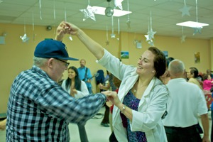 Wyckoff Wednesdays at the Ridgewood Bushwick Senior Center