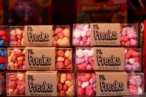 Meet the Latest Freaks of Bushwick: Eugene J. Debuts His Newest Candy, FG. Freaks.