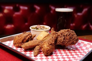 The Starliner Now Serving Philly's Famed Redcrest Fried Chicken