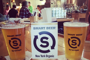 NY's First Organic Beer, Smart Beer, to Launch This Saturday at Montana's Trail House