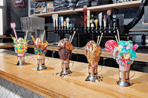 Black Tap Brings Their Mile High Milk Shakes to East Williamsburg's Humboldt & Jackson