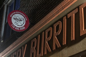 At This Seneca Avenue Burrito Joint, Margaritas are Never in Short Supply