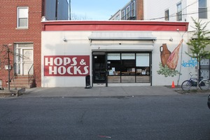 Hops & Hocks Launches a Meaty New Sandwich Menu
