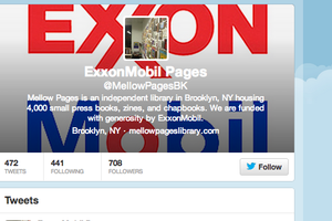 "Mellow Pages' 50k ExxonMobil ""Prank"" [Updated]"