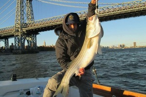 Hooked on Fishing: Why this Bushwick Chef Fishes on His Days Off