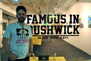 Famous in Bushwick: Silky's Brings Street Art Indoors