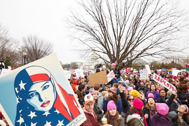 Why We Marched: a Photo-Essay of Feminists in D.C., From Bushwick and Beyond