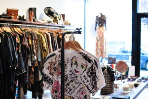 Vintage Fashion Lovers Have a New Place to Worship