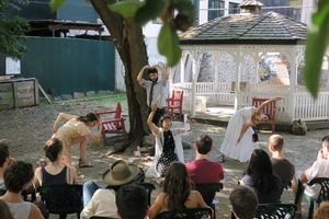 Free Theater in Brooklyn's Community Gardens Through Sept. 29