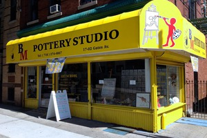 Art Classes For Kids & Adults at BM Pottery Studio in Ridgewood