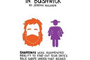 Find a Cutie with These Popular Bushwick Dating Apps [COMIC]