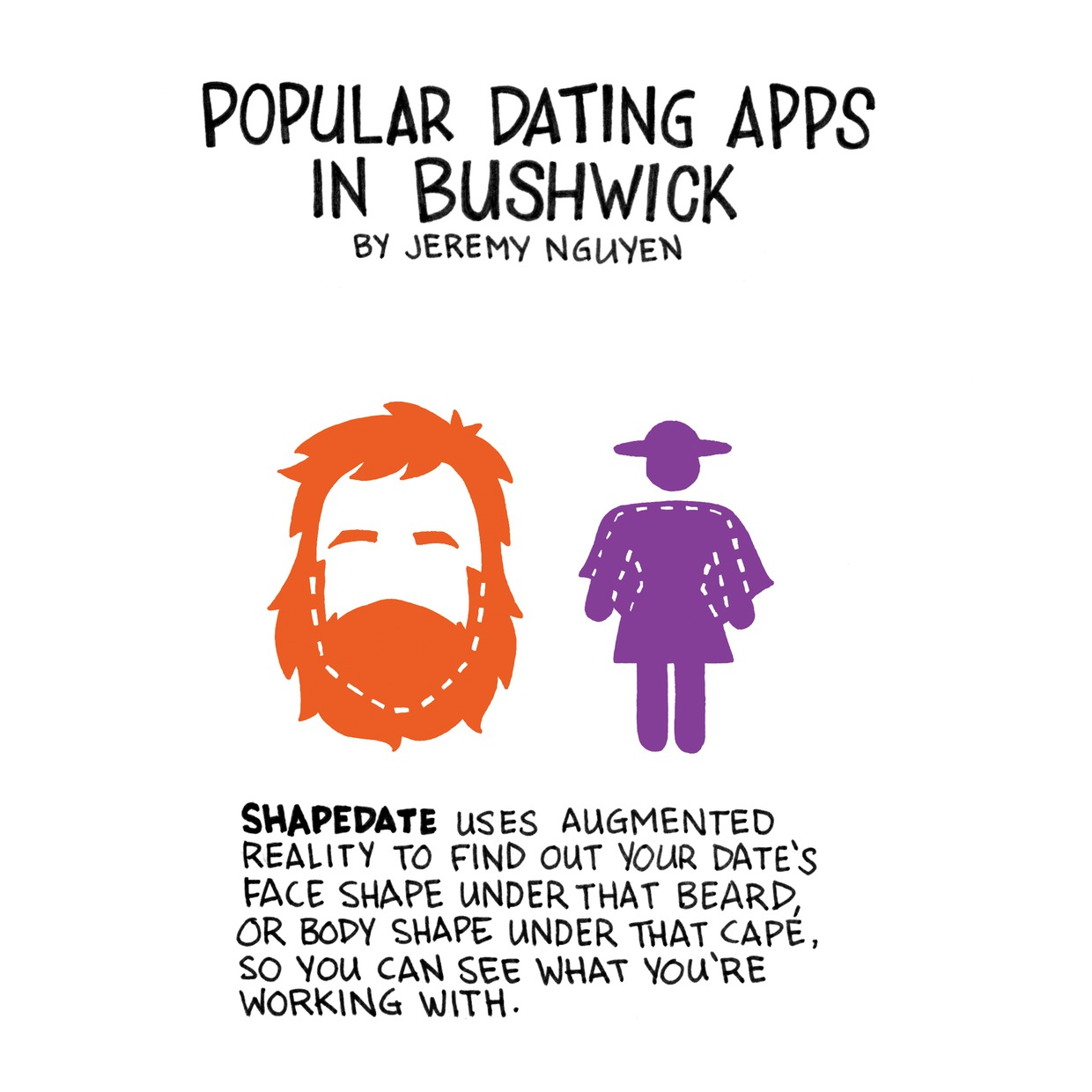 What is a popular dating app