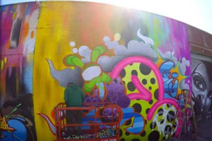 Watch This Stunning Time Lapse of the Making of a Bushwick Collective Piece