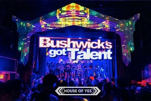 Share Your Talents TV-style at Bushwick's House of Yes!