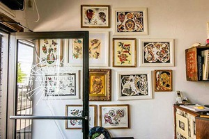 Bushwick's All Hail Tattoo Permanently Closed With No Notice, According to Neighbors