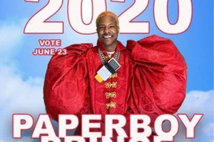 Paperboy Love Prince Wins Petition Challenge and Will Remain on District 7 Ballot