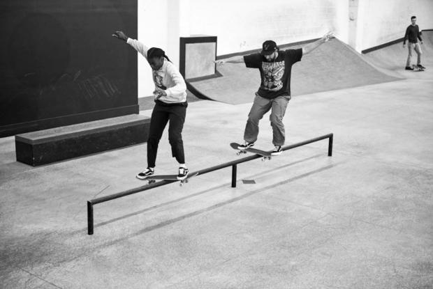 New Indoor Skatepark Opens in Bushwick