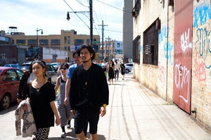 Living BOS '14: Bushwick, Will You Still be My Friend When You Change?