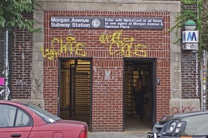 Morgan Ave. L Station Plagued By Assaults in Last Two Months