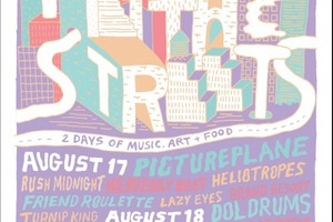 Out in The Streets Festival Lineup Announced!