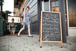 "Mazelle Closes; New York's ""Best Sandwich Shop"" To Open"
