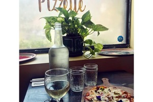 Pizzette, a New Destination for Pizza and Drinks, Opens in East Williamsburg